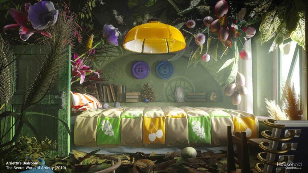 Gli interni di 5 ambientazioni dello Studio Ghibli nel mondo reale