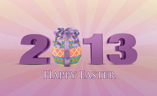 2013 easter wallpapers