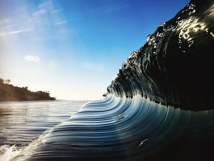 Il magnifico profilo Instagram per fare un tuffo nell'Oceano
