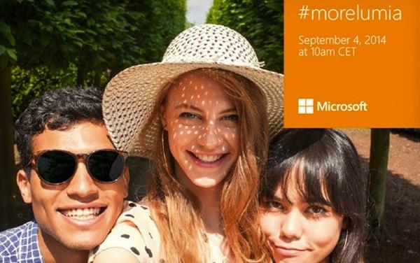 Nuovo evento di presentazione del Nokia Lumia 730 in programma per il 4 Settembre all'IFA 2014
