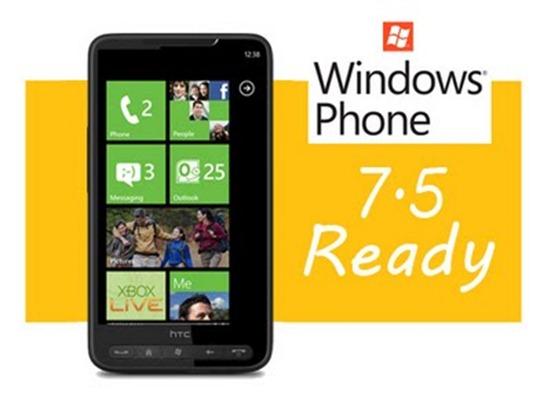 HTC HD2 gets Windows Phone Mango 7_5