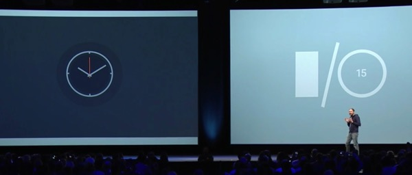 Android Wear IO15