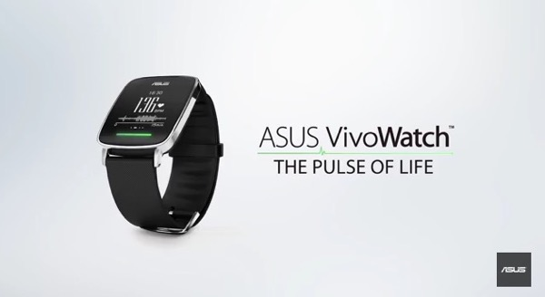 Ecco ASUS VivoWatch lo smartwatch per il fitness ed il benessere. Ecco scheda tecnica, immagini e video