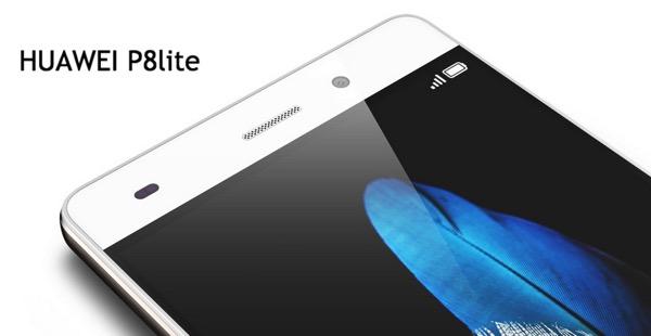 Huawei P8 Lite arriva in italia. Scopriamolo con scheda tecnica completa ed immagini