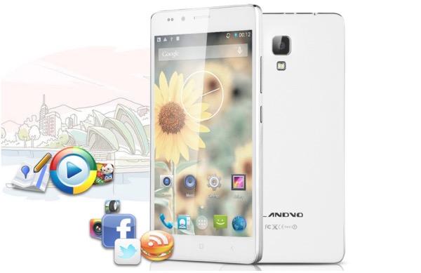 LANDVO L500S lo smartphone da 5 pollici, octa-core e dual sim a meno di 66 euro! Ecco tutte le specifiche