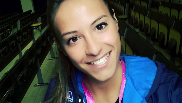 Selfie Nuvola Rosa