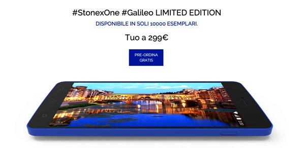 Stonex One disponibile di nuovo in pre-ordine. Scopriamo lo smartphone tutto italiano con scheda tecnica completa ed immagini