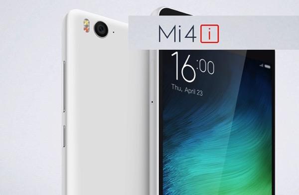 5 video per scoprire il nuovo Xiaomi Mi 4i con scheda tecnica completa ed immagini