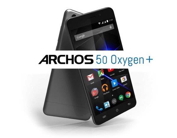 ARCHOS 50 Oxygen Plus lo smartphone simil iPhone 6 bello e possibile. Scheda tecnica completa, immagini e video