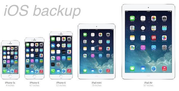 10 Programmi e servizi per effettuare il backup su iPhone ed iOS