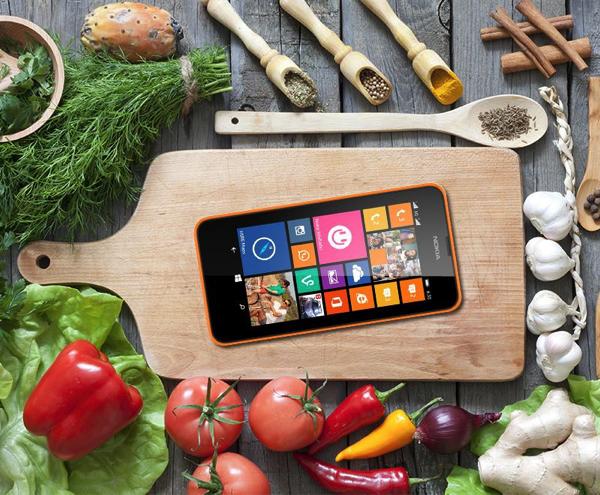 Nuovo concorso: Aggiungi un Lumia a Tavola