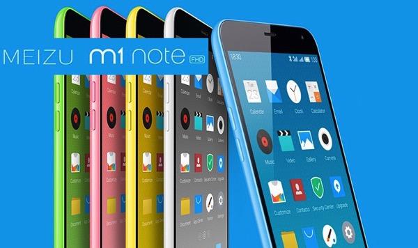 Meizu M1 Note, ecco il nuovo smartphone low-cost con immagini e specifiche tecniche complete