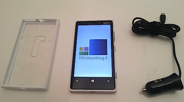 Puro clear cover ccharger lumia920