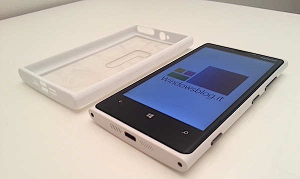 Puro clear cover lumia920