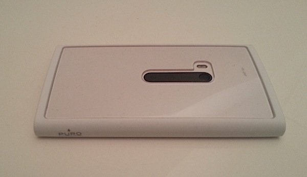 Puro clear cover lumia 920 back