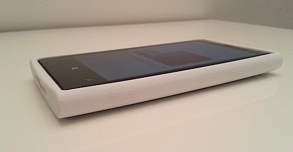 Puro clear cover lumia 920 lato