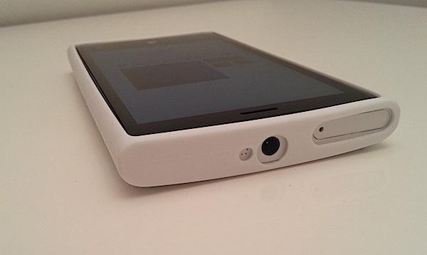 Puro clear cover lumia 920 up