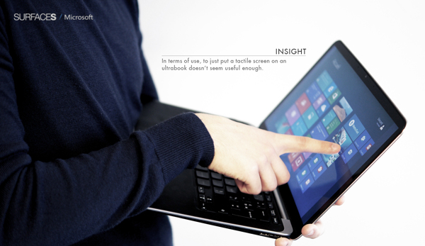 Surface concept 2