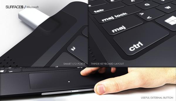 Surface concept 7