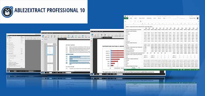 1 Strumento utile per la gestione e la conversione di file PDF: ecco Able2Extract 10