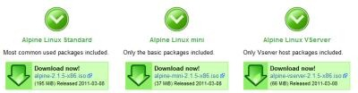 alpinelinux_download