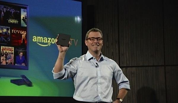 Amazon Fire TV Hand