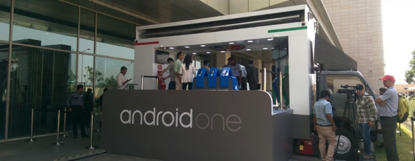 Google presentati i primi smartphone Android One in India