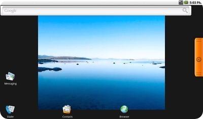android_x86_screenshot_lake
