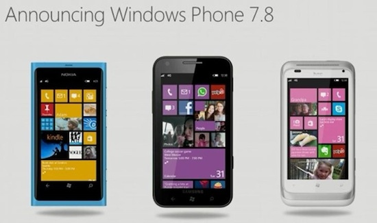 Microsoft estende il supporto di Windows Phone 7.8 all'Ottobre 2014