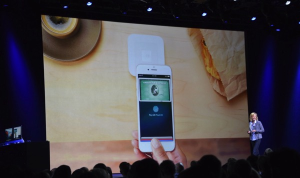 Apple Pay WWDC 2015