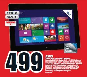 Asus tablet 499