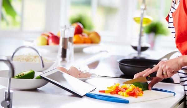 Blog Cucina Tablet