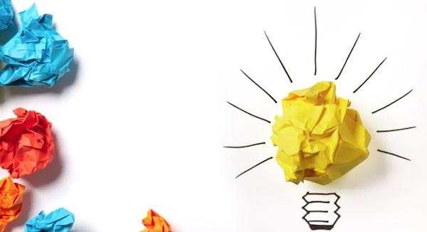 Brainstorming lamp