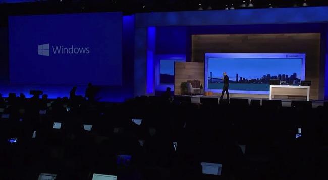 Build 2015 Windows 10