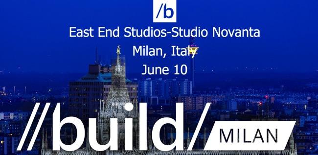 Build Milan 2015