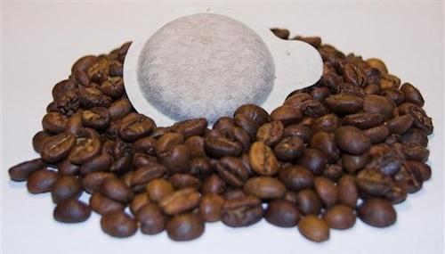 20 e oltre siti web per acquistare cialde di caffe online