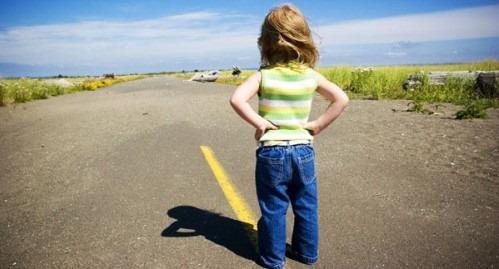 child_road