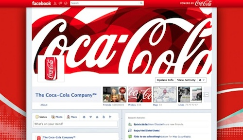 Cocacola timeline