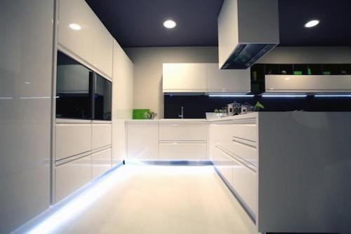 Cucine white