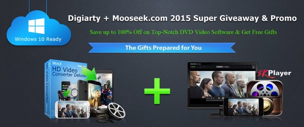 Digiarty WinxHD Mooseek win10 promo