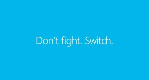 Dont fight switch