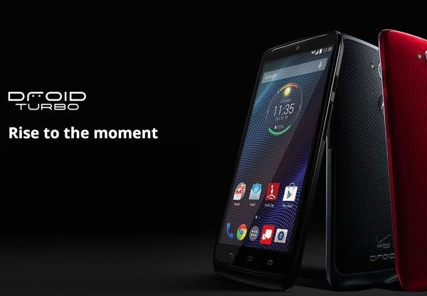 Motorola presenta il nuovo potente DROID Turbo. Ecco scheda tecnica completa, immagini e video