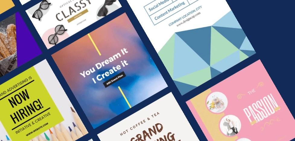 Oggi le grafiche e le pubblicazioni si creano sempre di più online: Ecco DesignCap