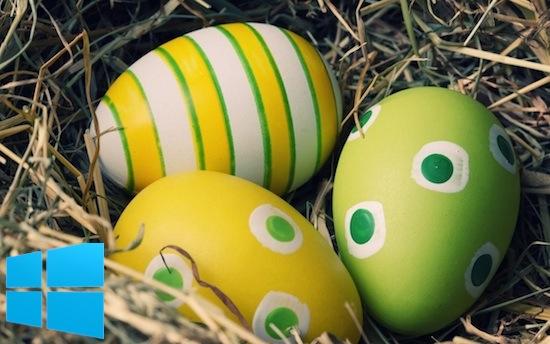 Eggs green