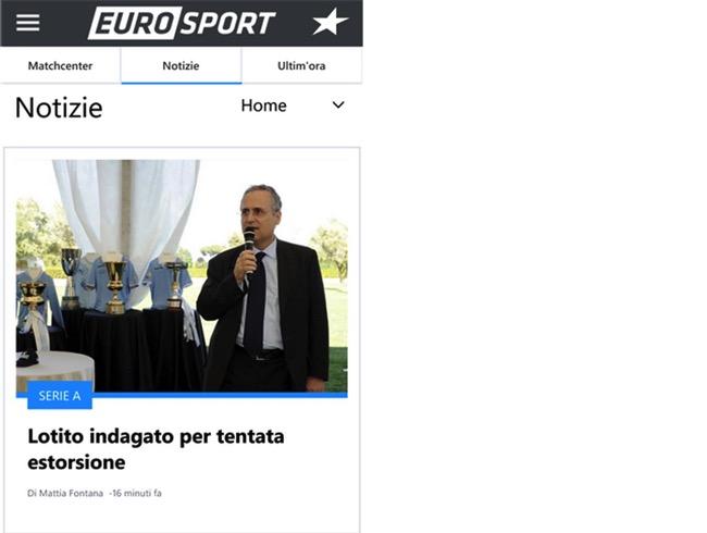 Eurosport Shot