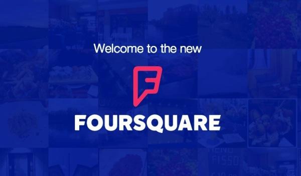 Foursquare si rinnova per iOS ed Android con al centro le raccomandazioni degli utenti