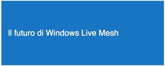 Futuro livemesh