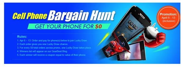 GearBest Bargain Hunt