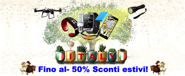Gear Best Sconti Estivi -50%