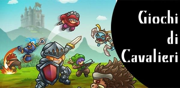 10 e oltre giochi gratis online di cavalieri e fanciulle da salvare